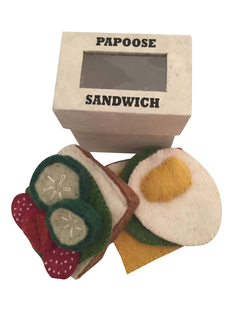 Felt Sandwich and Fillings