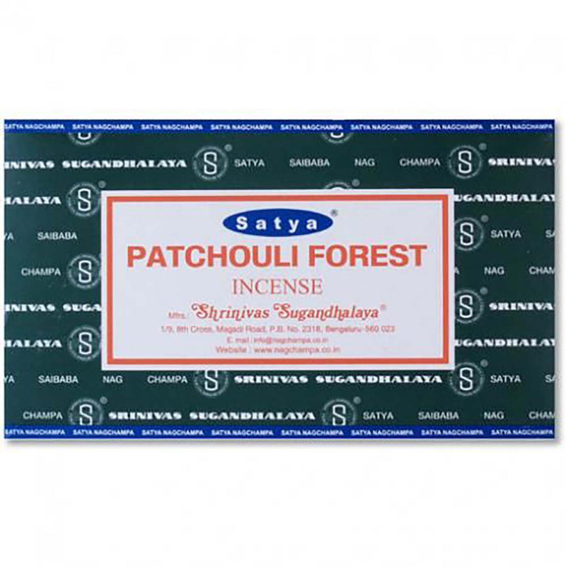 Satya Patchouli Forest