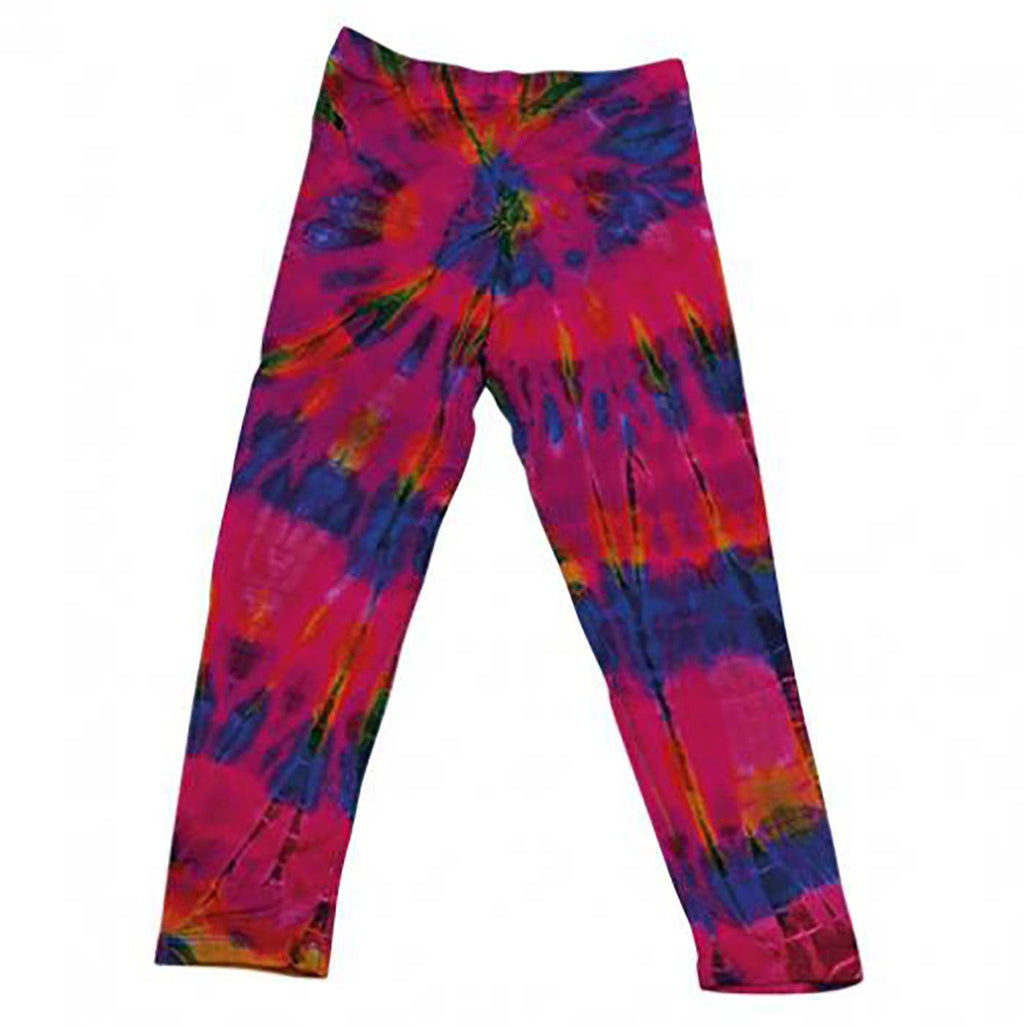 Tie Dyed Kids Leggings
