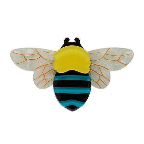 To Bee or Not to Bee Brooch
