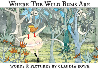 Where The Wild Bums Are Book
