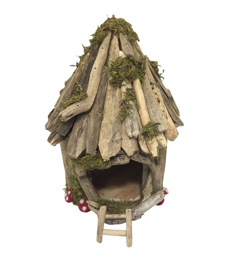 Woodland Fairy House Small Round