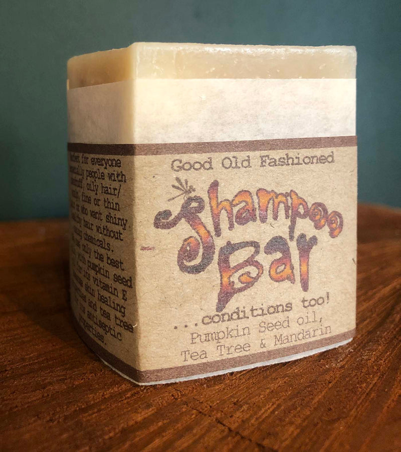 Naturally Wild Shave Soap