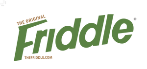 The is an image of the words The Original Friddle