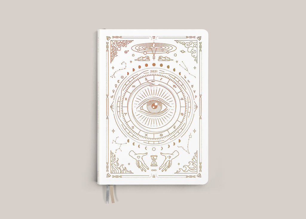 2021 Astrological Planner