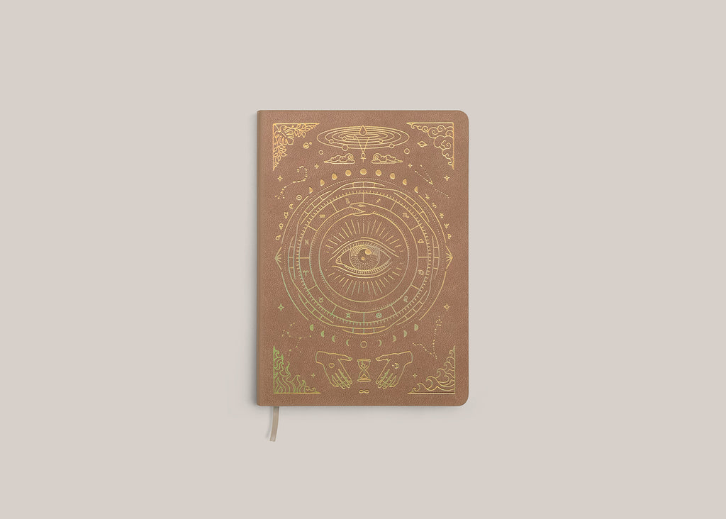 MOI Vegan Leather Pocket Journal