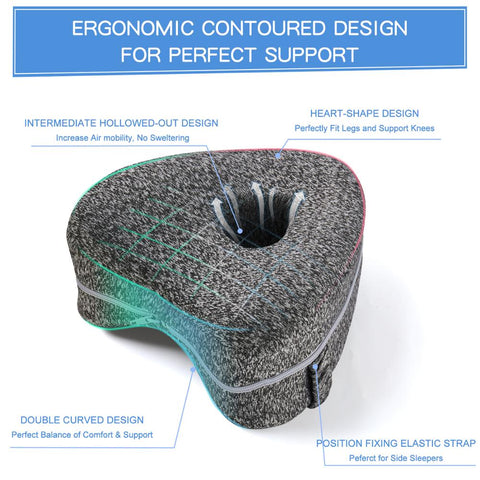 Comfy Orthopedic Leg Pillow