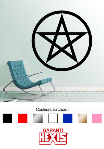 PENTACLE SORCELLERIE PD139