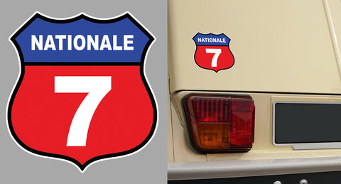 RN7 ROUTE NATIONALE 7 NA057