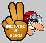 MOTARD A BORD GUIDO MA168