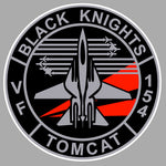 VF 154 BLACK KNIGHTS SQUADRON AV090
