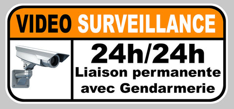 VIDEO SURVEILLANCE CAMERA SECURITE VA047