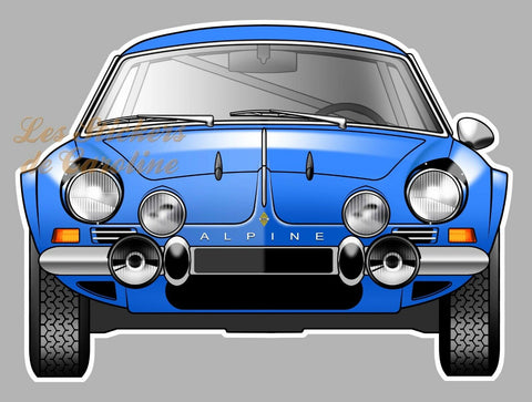 ALPINE RENAULT A110 AA111