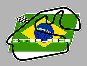 F1 CIRCUIT INTERLAGOS GRAND PRIX IA061