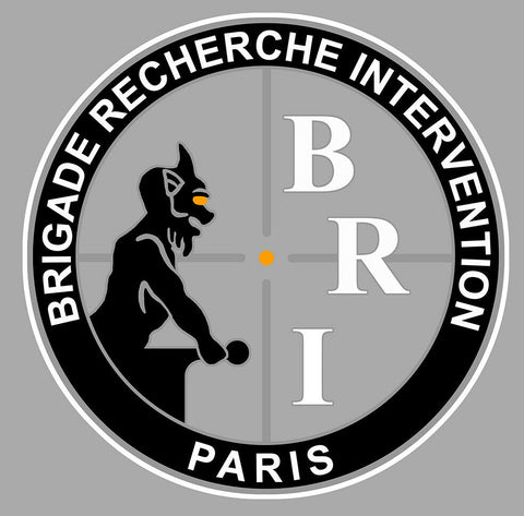 POLICE BRI BRIGADE INTERVENTION BB129