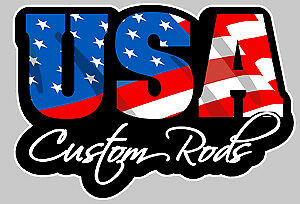 USA CUSTOM RODS DRAPEAU UA011