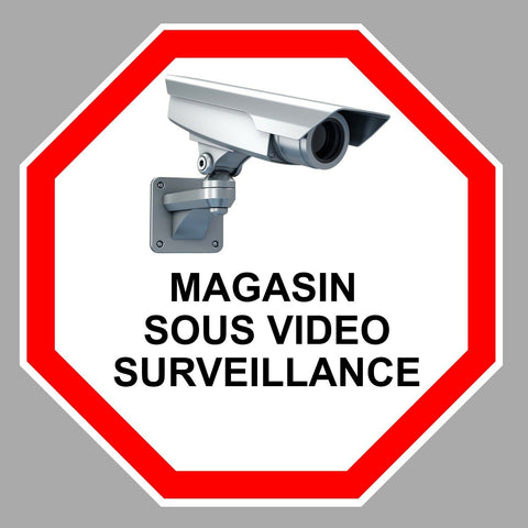 VIDEO SURVEILLANCE MAGASIN VA0109