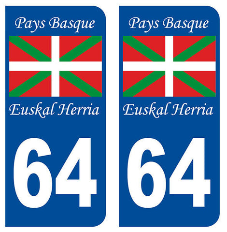 2 IMMAT 64 PO PAYS BASQUE