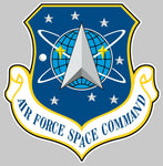 AIR FORCE SPACE COMMAND AA036