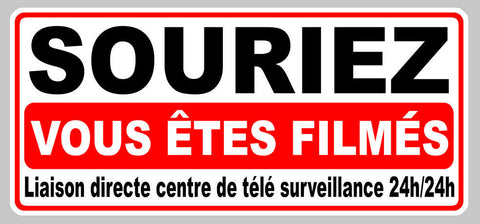 VIDEO SURVEILLANCE SOURIEZ SA134