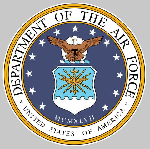 THE AIR FORCE USA UNITED STATES DA078
