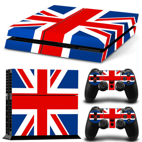 PROTECTION PS4 SKIN CONSOLE PS011