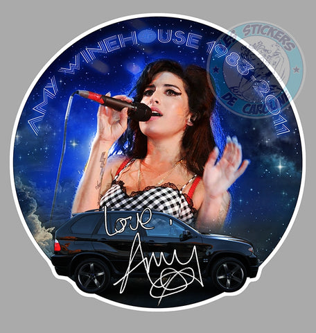 CHANTEUSE AMY WINEHOUSE AB194