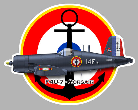 AVION F4U CORSAIR FRANCE AV004