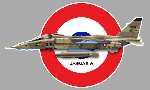 AVION JAGUAR A AV049