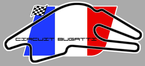 CIRCUIT BUGATTI FRANCE BB073