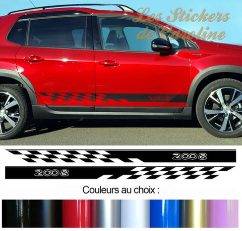 2 BANDES DACIA DUSTER SPORT BD433-10