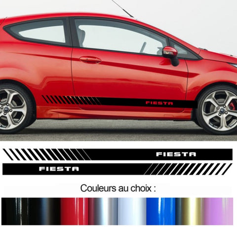 2 BANDES FORD FIESTA ST BD500-21
