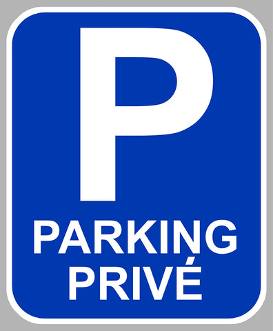 PARKING PRIVE