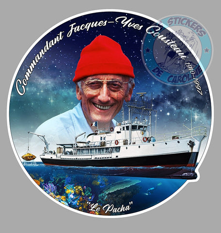 COMMANDANT COUSTEAU CALYPSO CD114
