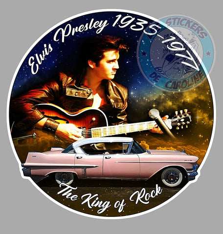 ELVIS PRESLEY THE KING EA132