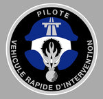 GENDARMERIE PILOTE INTERVENTION GA155