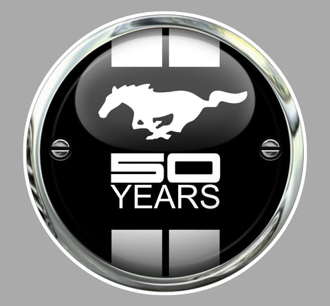 FORD MUSTANG 50 ANS MA196