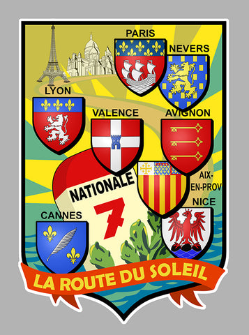 RN7 ROUTE NATIONALE 7 NA039