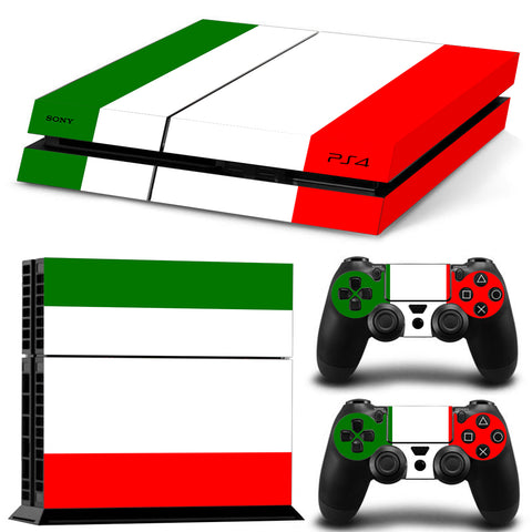 PROTECTION PS4 SKIN CONSOLE PS003