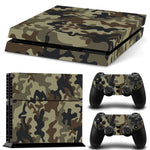 PROTECTION PS4 SKIN CONSOLE PS005