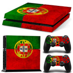 PROTECTION PS4 SKIN CONSOLE PS012