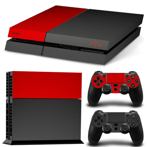 PROTECTION PS4 SKIN CONSOLE PS016