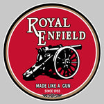 LOGO ROYAL ENFIELD RA034
