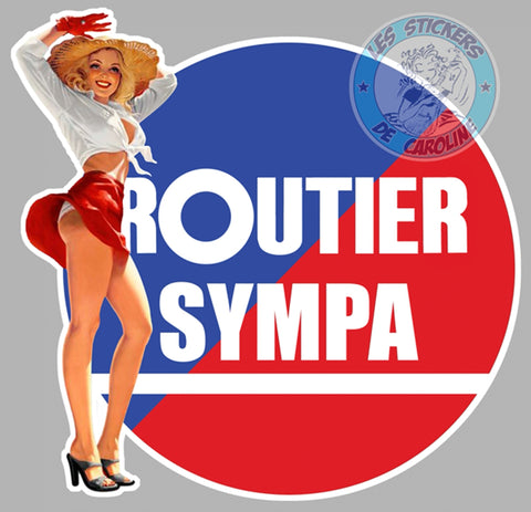 ROUTIERS SYMPAS PINUP SEXY RB012