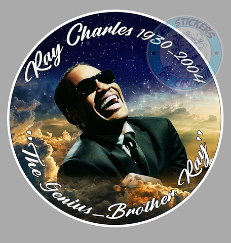 CHANTEUR RAY CHARLES RB035