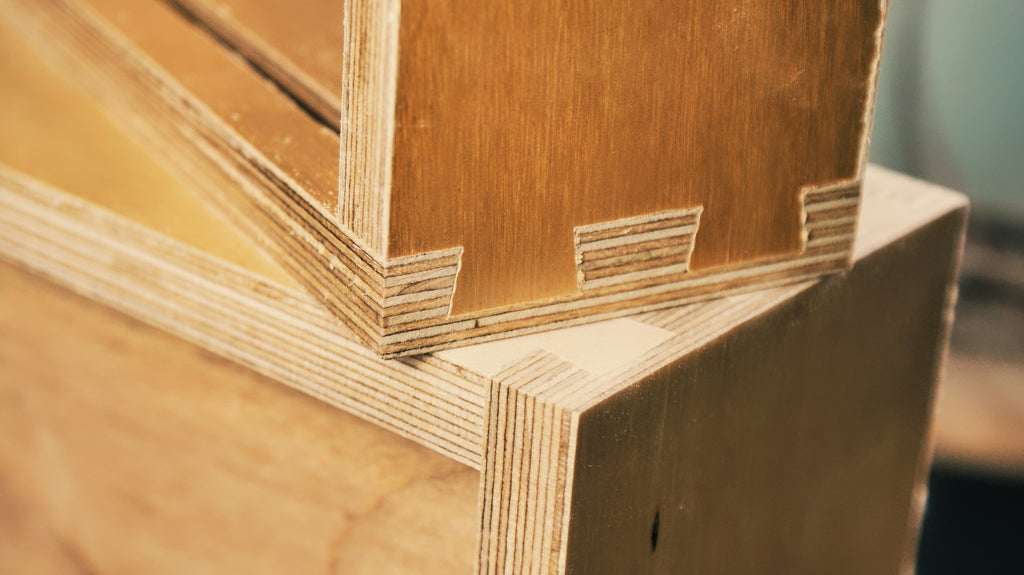 Dovetail 5/8 Baltic Birch Plywood Drawer Box