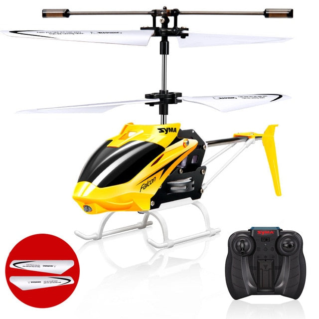 Official W25 Mini RC Drone Helicopter With Gyro Crash Resistant
