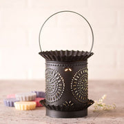 Kettle Black Tin - Jumbo Wax Warmer
