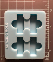 Load image into Gallery viewer, Puzzle Straw Topper Mold