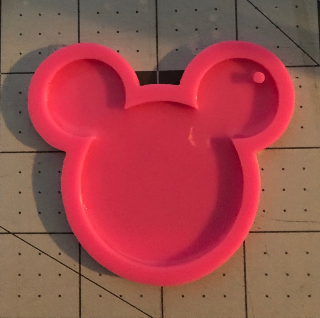 Mickey Head Mold